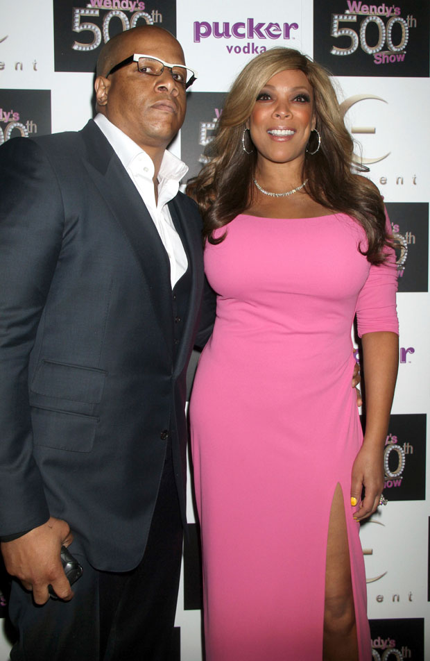 Kevin Hunter y Wendy Williams