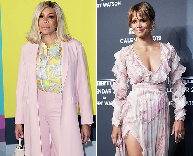 Wendy Williams y Halle Berry