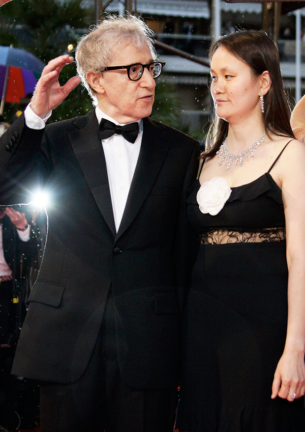 woody allen pronto yi previn