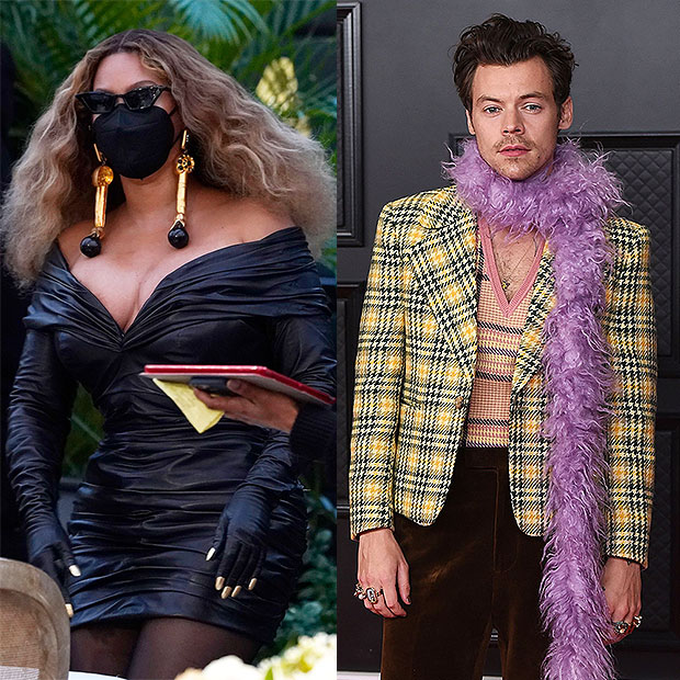 Beyonce y Harry Styles