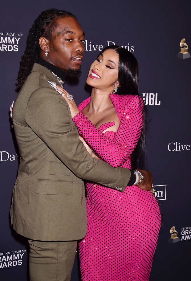 cardi by offset