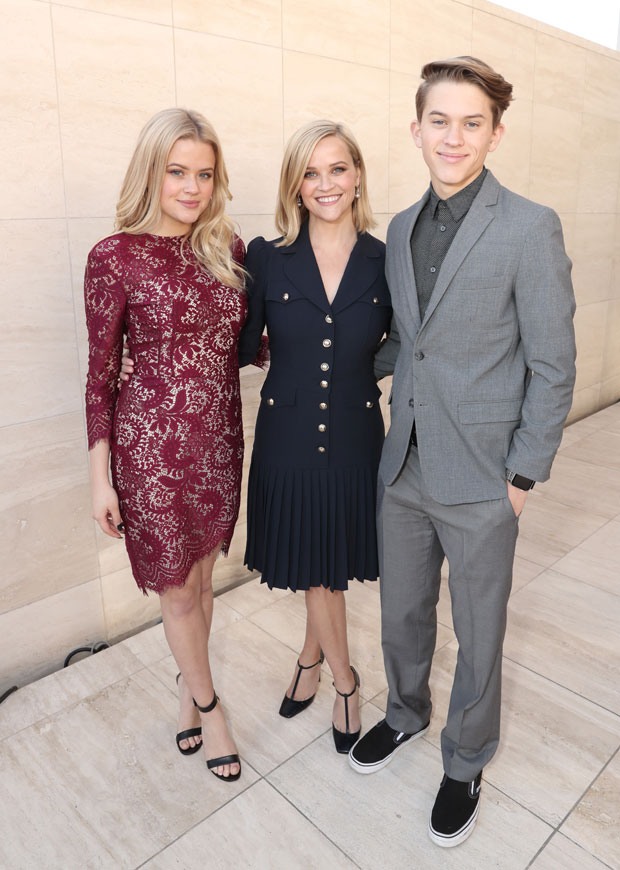 Reese Witherspoon, Ava Phillippe, Diácono Phillippe