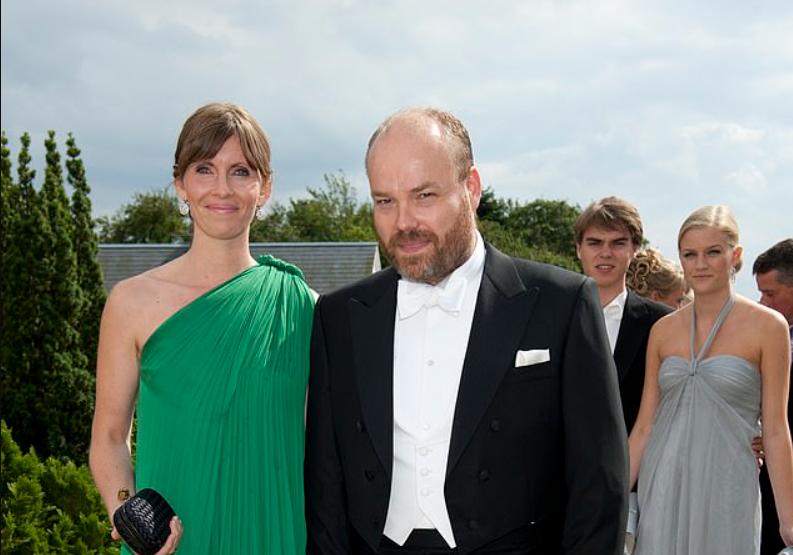 Anders Holch Povlsen y Anne